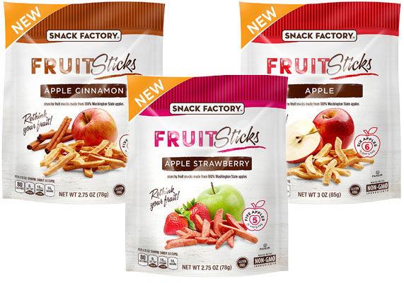 Crispy Fruit Sticks