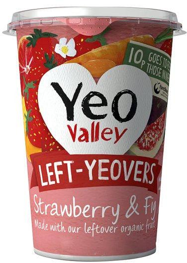 Repurposed Fruit Yogurts