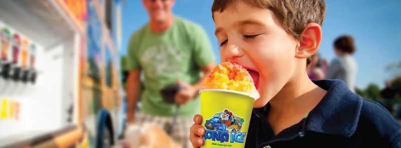 Fruity Shaved Ice Drinks