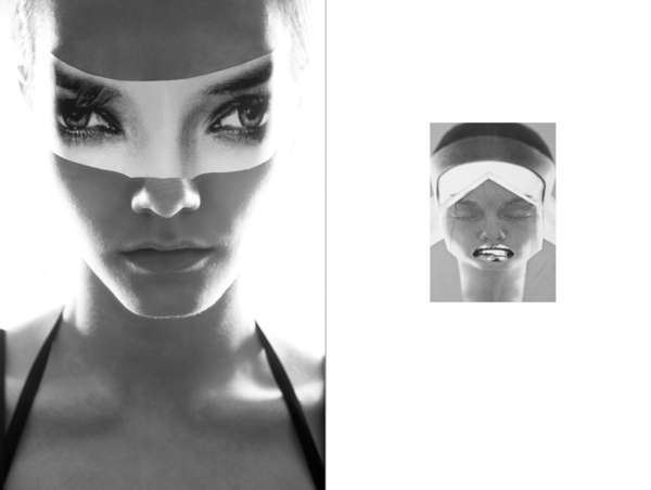 Strange Facial Configurations