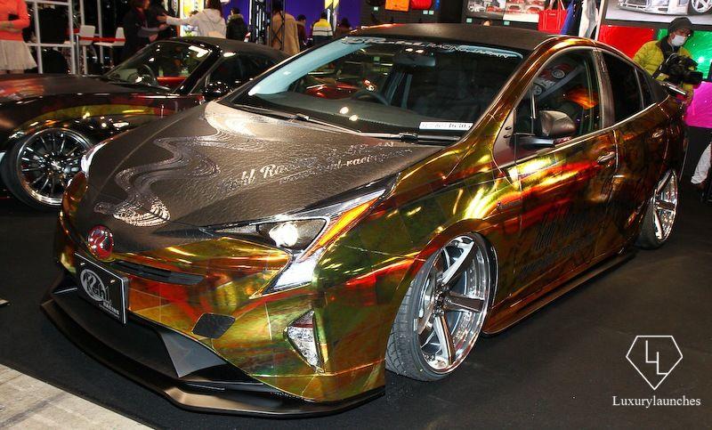 Flashy Fuel Efficient Cars
