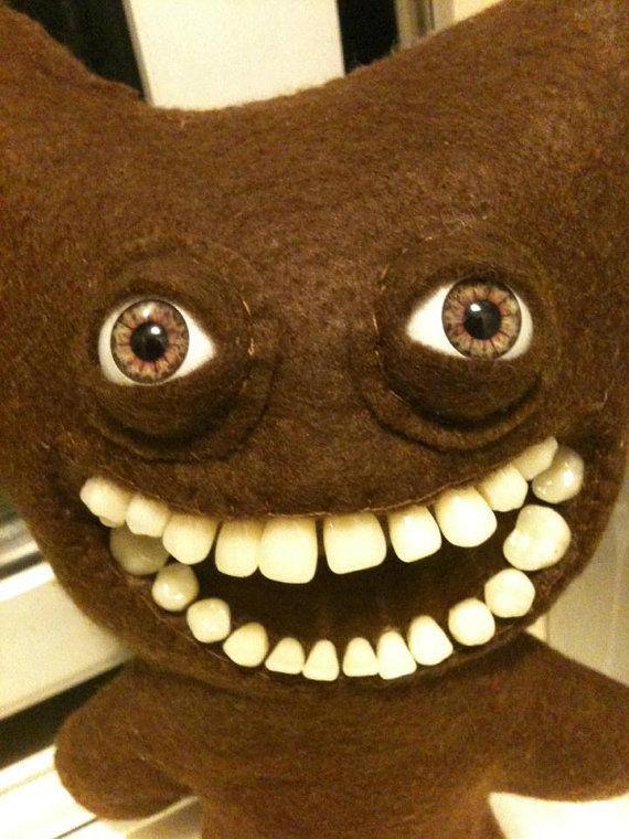 Freaky Human Infused Dolls Fugglers