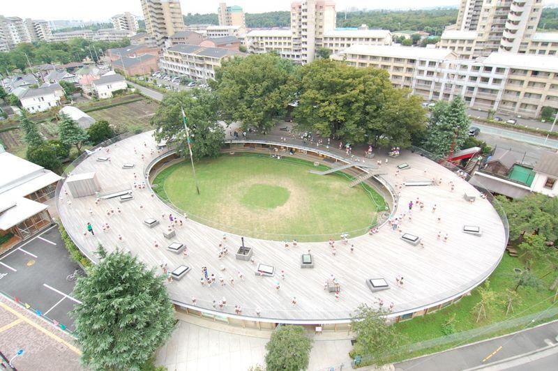 Japanese Open-Air Kindergartens