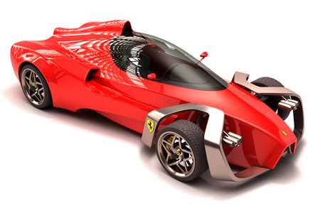 Full-Bodied Ferraris