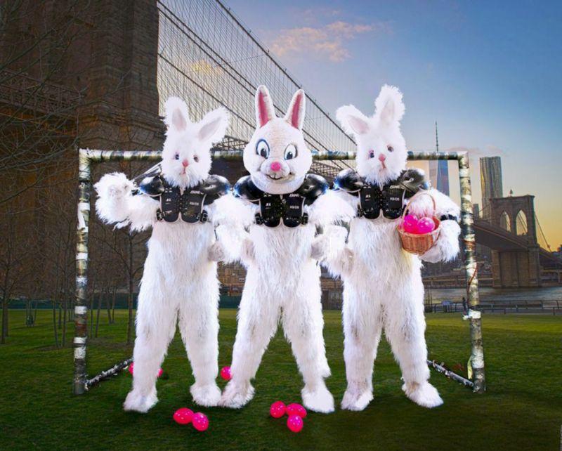 Extreme Easter Egg Hunts