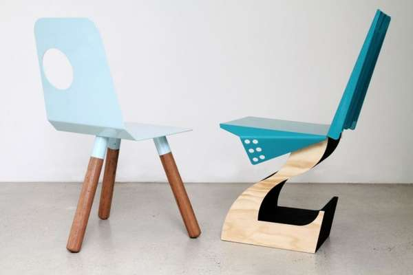 Quirky Playful Seating