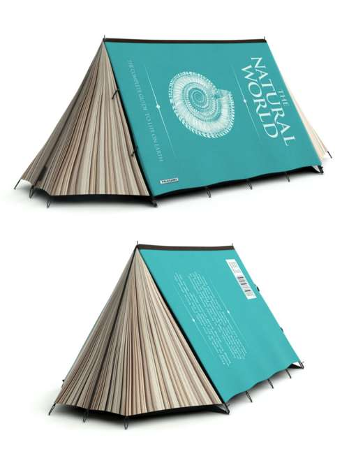Novel Camping Shelters