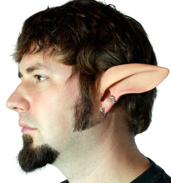 Pointy Mythical Ear Accessories