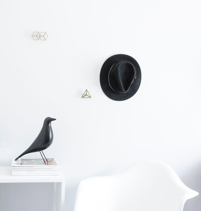 Stylish Geometric Wall Hangers