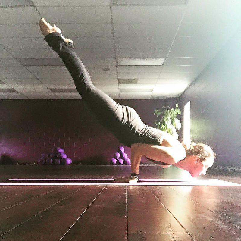 Cinematic Yoga Classes