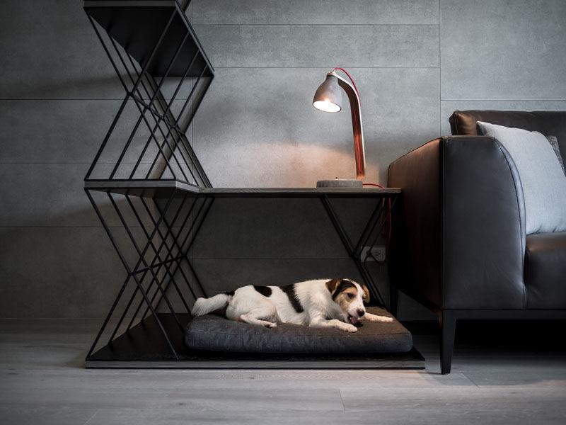 Room-Dividing Dog Beds