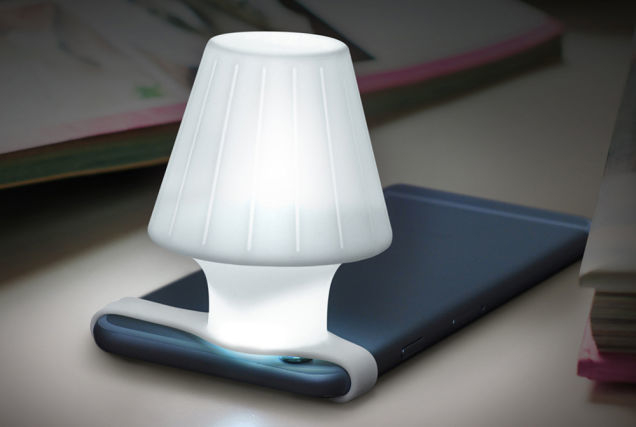 Flash-Based Mobile Lanterns
