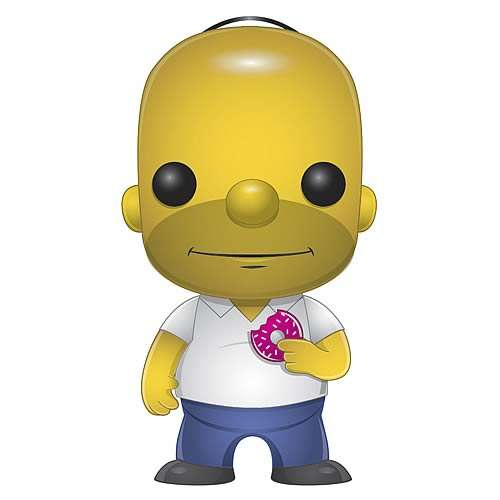 Funko POP! Simpsons Series 1