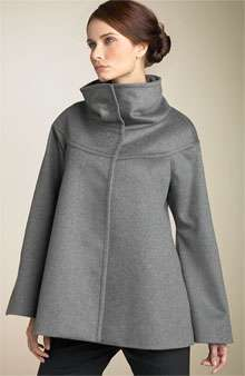 Funnel Neck Coats