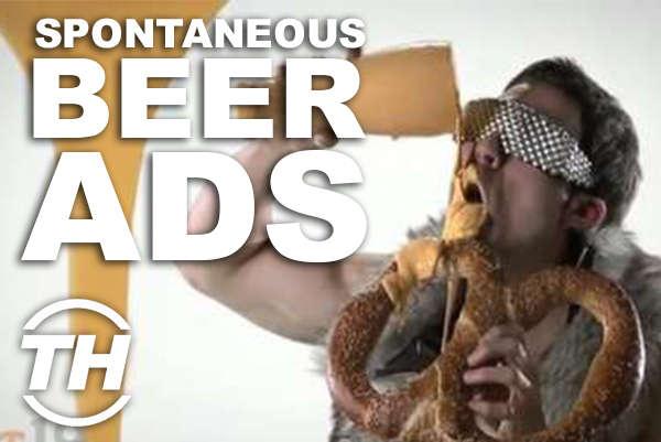 ads Funny beer