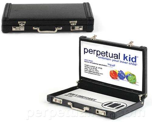 Briefcase Business Card Holders