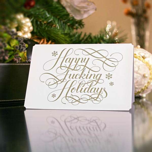Insulting Holiday Greetings