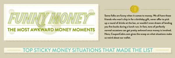 Funny Money Infograph