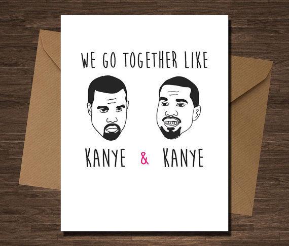 Celeb-Referencing Valentine Cards