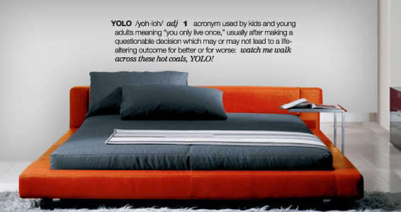 Urban Slang Wall Decals