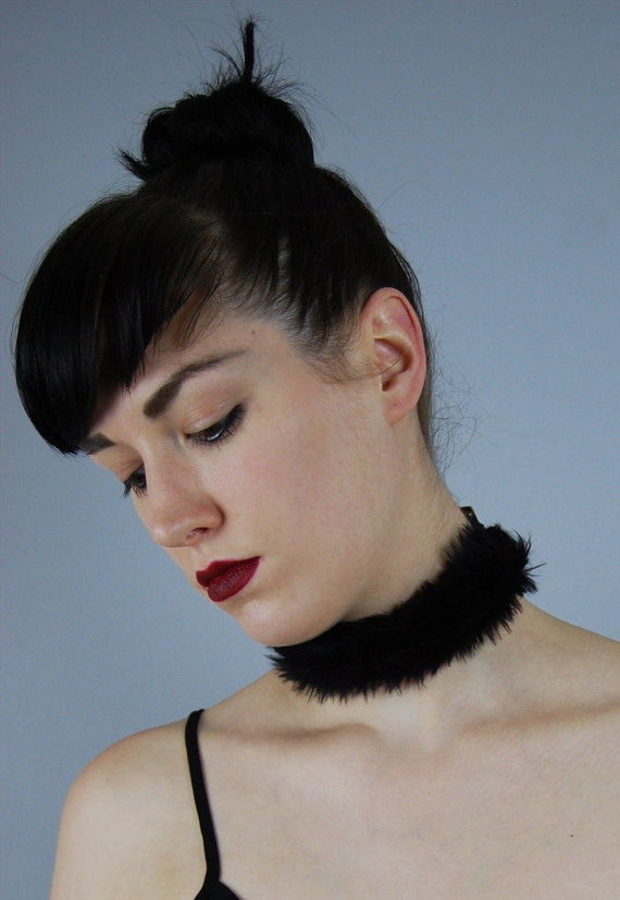 Faux Fur Chokers