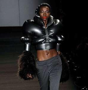 Yeti-Inspired Fashion