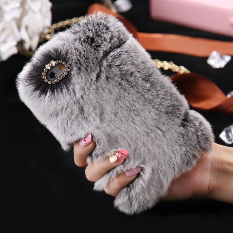 Rabbit Fur Phone Cases
