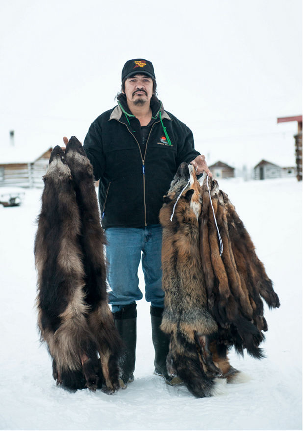 Fur Trapping Photos