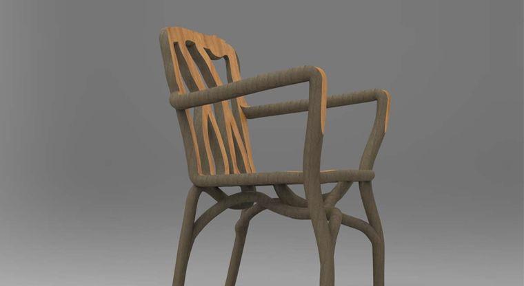 Botanically Manufactured Furniture