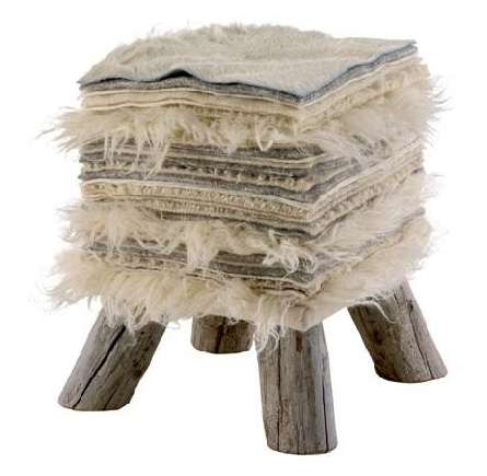 Furniture Made with Skins and Furs