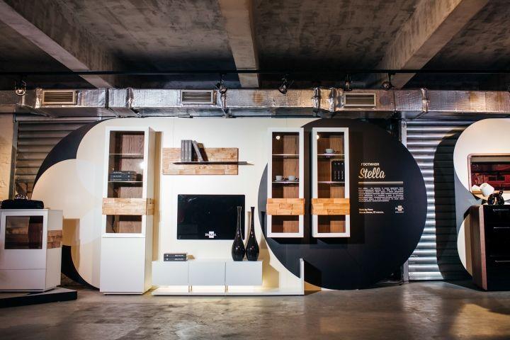 Aspirational Furniture Displays