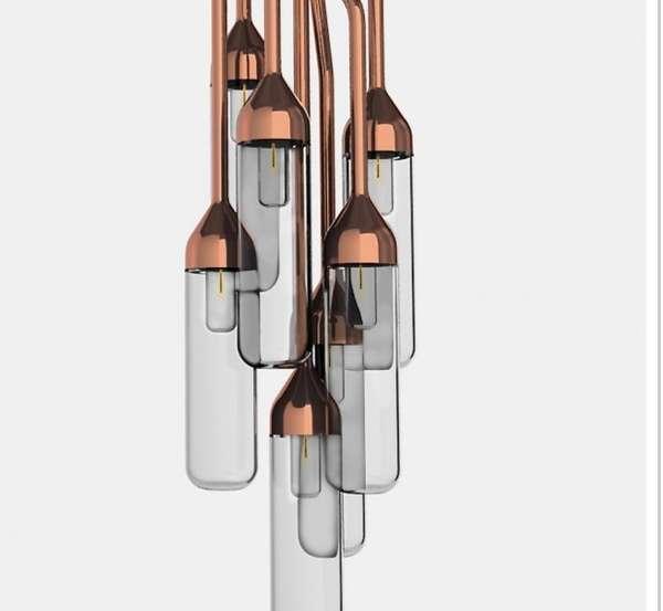 Dripping Glass Lights