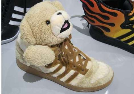 13 Fun Furry Footwear Features