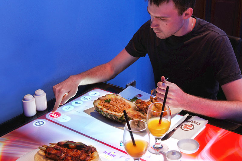 Interactive Fusion Restaurants