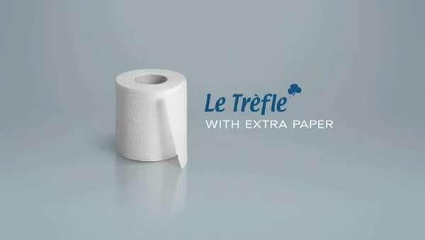 Toilet Paper Revenge Ads