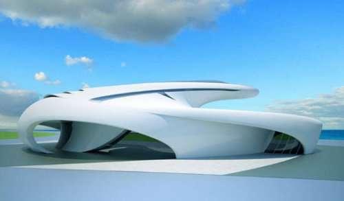 Biomorphic Architecture