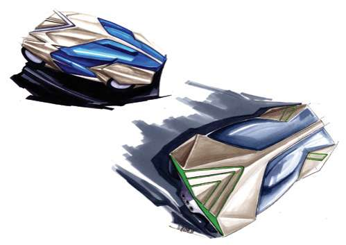 Superhero Cars for the Masses