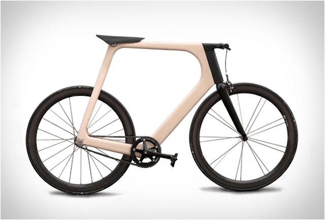 Boxy Futuristic Bikes