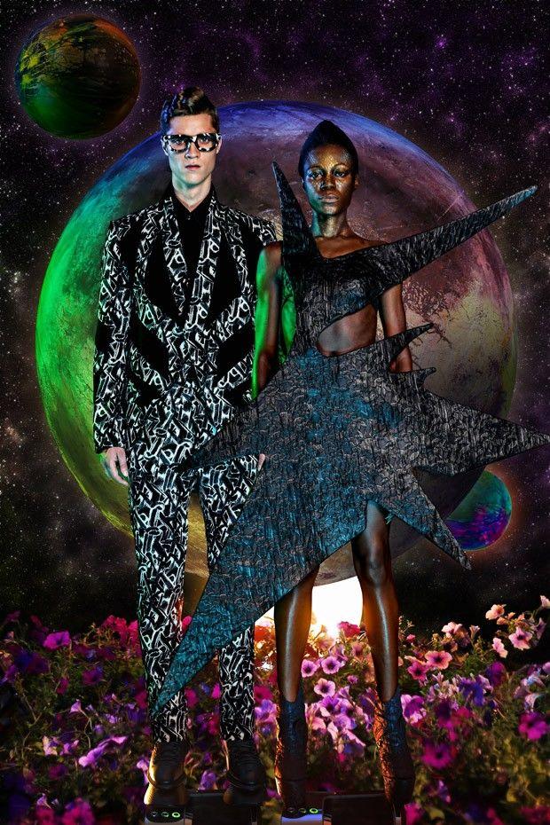 Galactic Fashion Catalogs