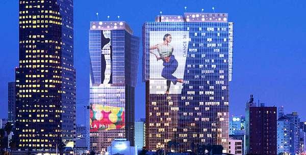 Animated Digital Billboards