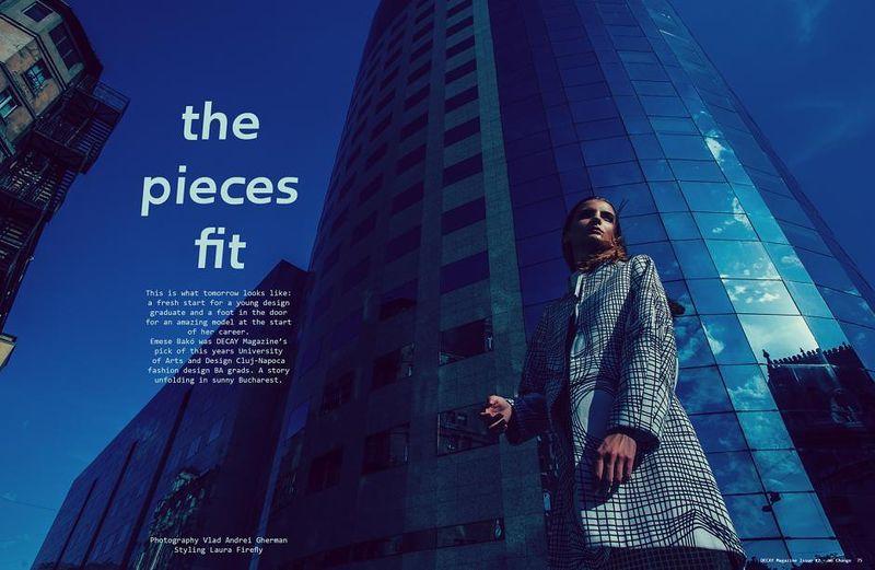 Futuristic Sporty Fashion