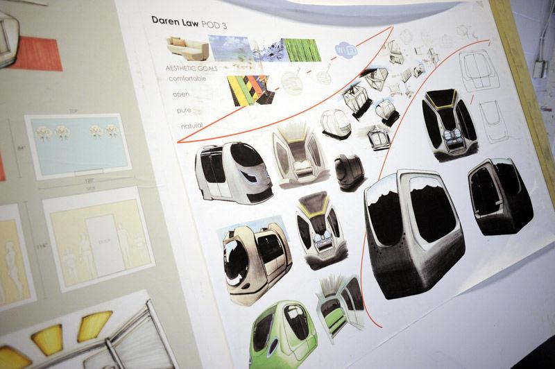 Solar Travel Pods