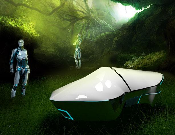 Robot-Inspired Vehicles