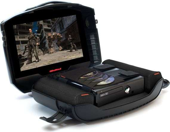 Rugged Portable Console Cases