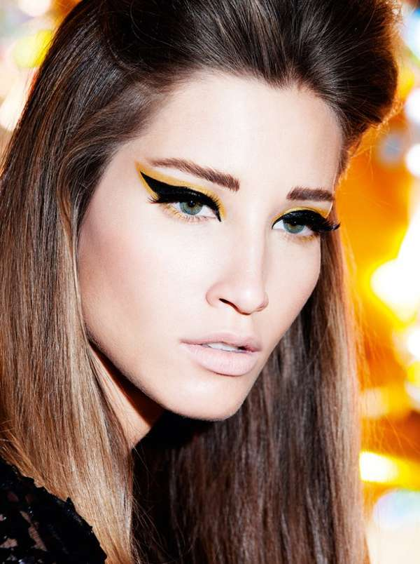 Bold Eye Beauty Shoots