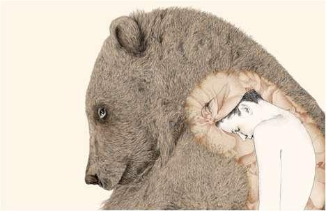 Beast-Integrating Illustrations