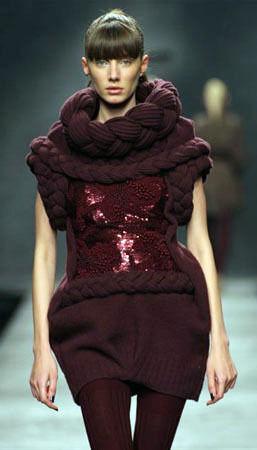 Italian Fashion With Aloof Romanticism