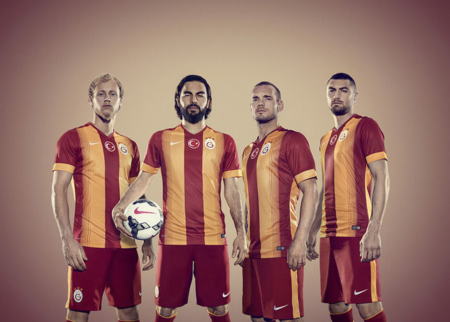 Dynamic Soccer Jerseys