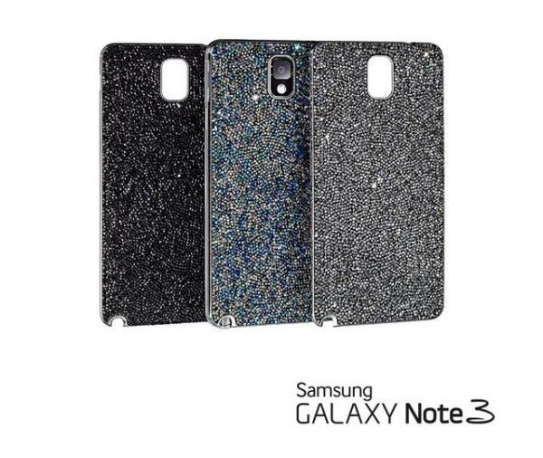 Crystal-Studded Phablet Cases