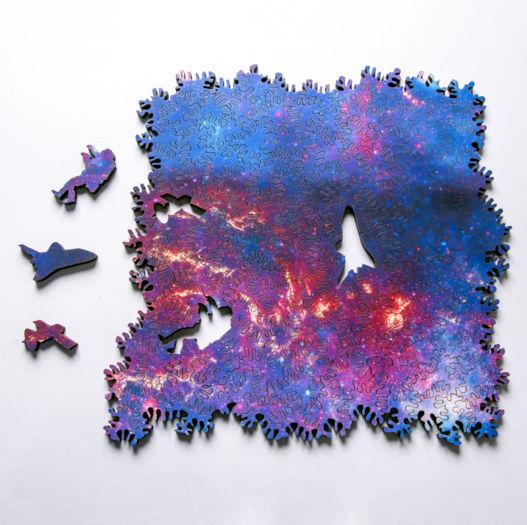 Infinite Astronomical Puzzles